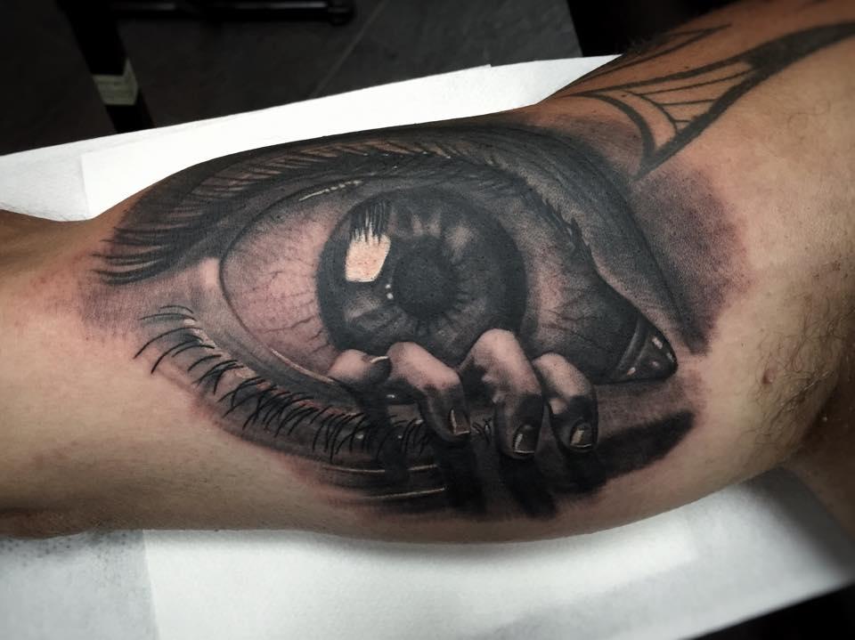 Tattoo Joop Boy